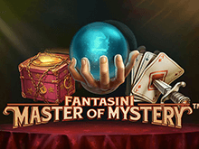 Слот Fantasini: Master Of Mystery - играйте онлайн